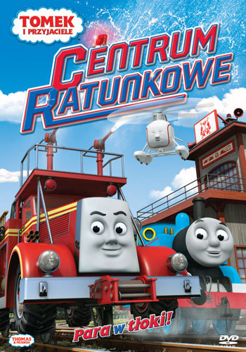 Tomek i Przyjaciele, Centrum Ratunkowe / Thomas and Friends Rescue On the Rails
