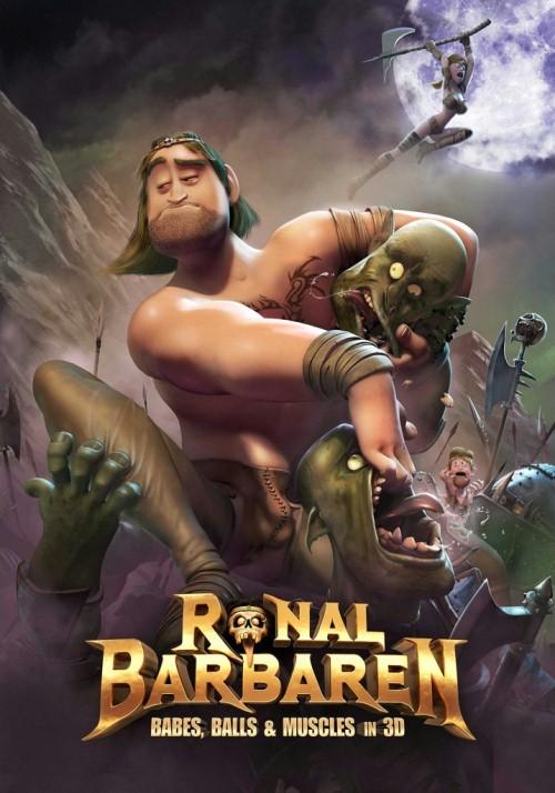 Roman Barbarzyńca / Ronal Barbaren / Ronal The Barbarian