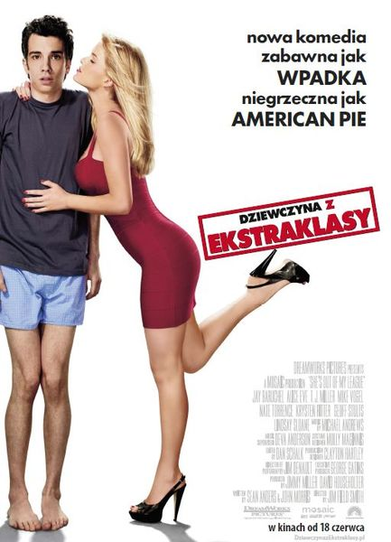 Dziewczyna z ekstraklasy / She's Out of My League