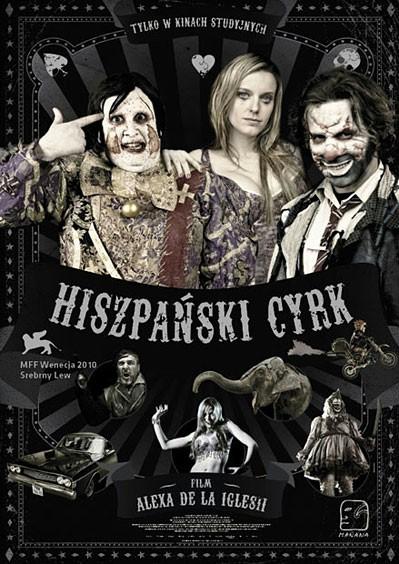 Hiszpański Cyrk / Balada Triste De Trompeta