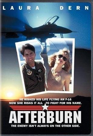 Przerwany lot F-16 / Afterburn