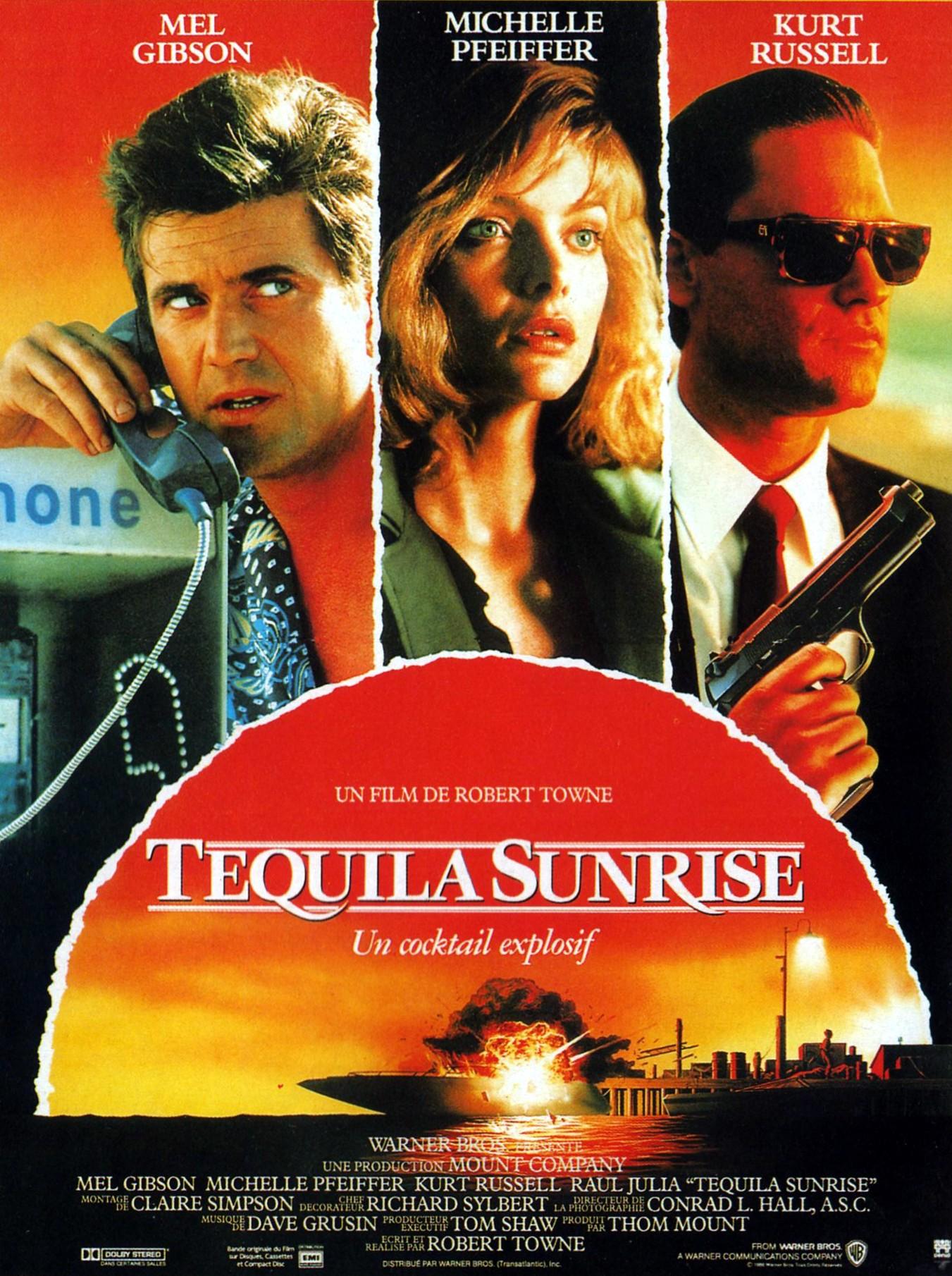 Przyjaciele / Tequila Sunrise