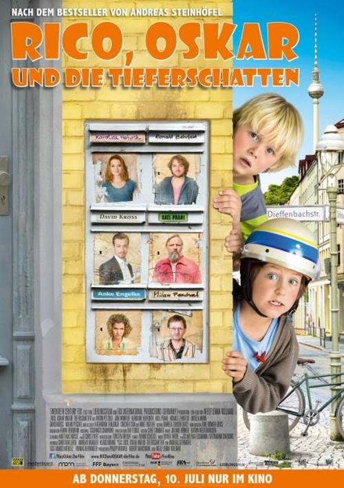 Rico, Oskar i głębocienie / Rico, Oskar und die Tieferschatten