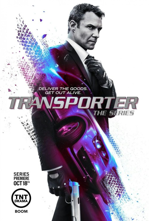 Transporter / Transporter: The Series (Sezon 2)
