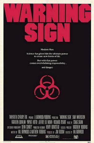 Sygnał ostrzegawczy / Warning Sign