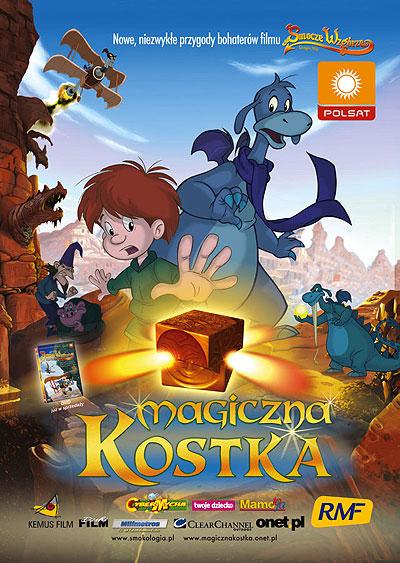 Smocze Wzgórze 2 - Magiczna Kostka / The Magic Cube