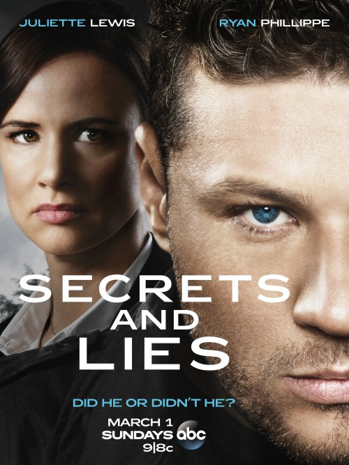 Podejrzany / Secrets and Lies (Sezon 1)