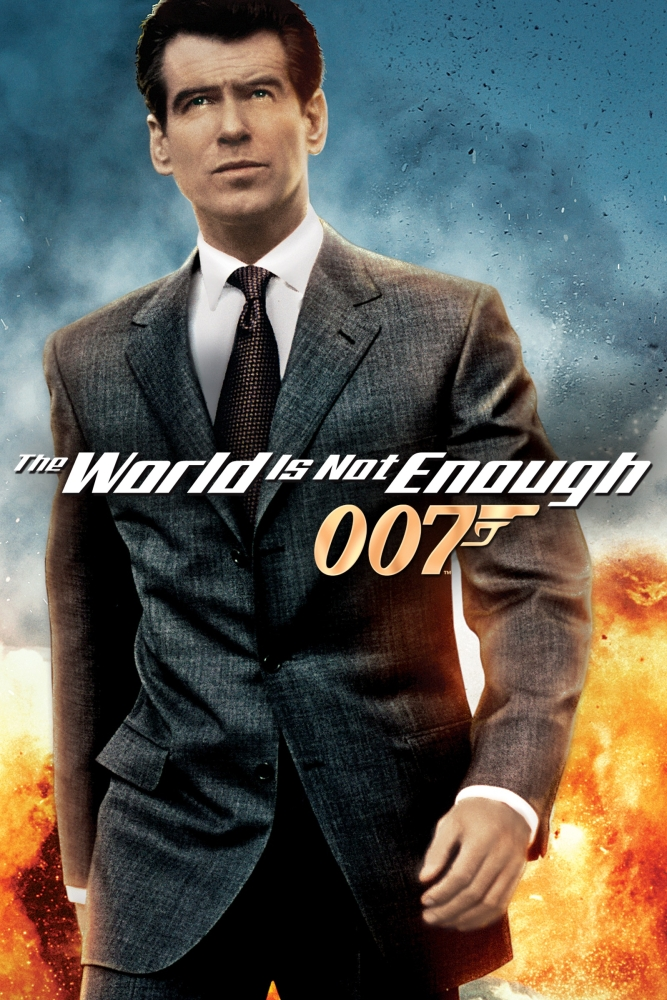 James Bond - Świat to za mało / The World Is Not Enough