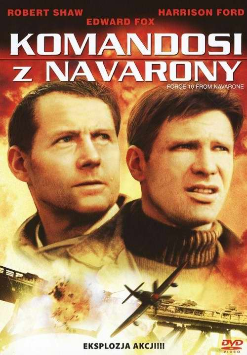 Komandosi z Navarony / Force 10 from Navarone