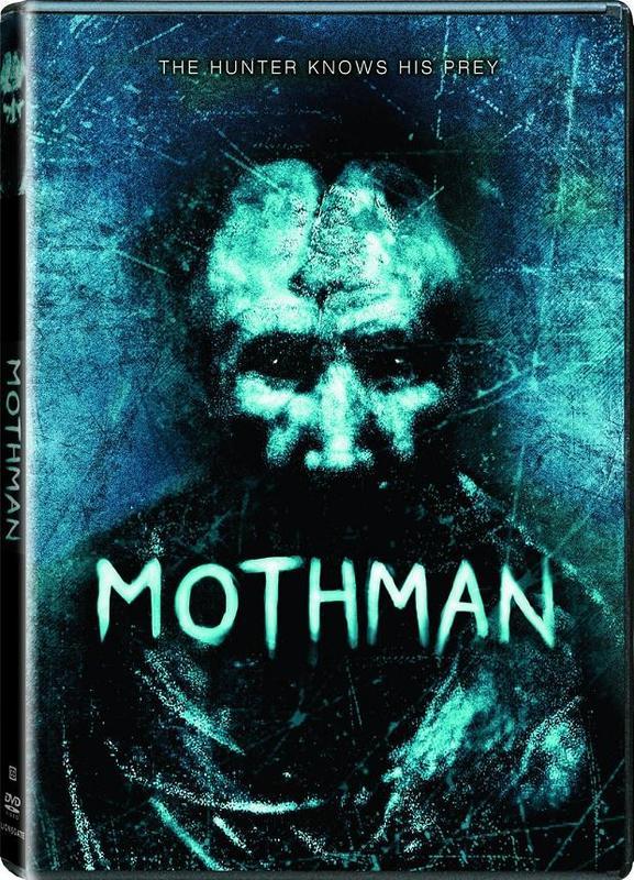 Człowiek Ćma / Człowiek-Ćma / Mothman