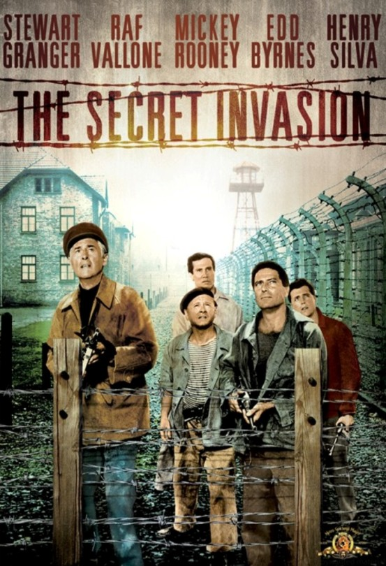 Misja Na Bałkanach / The Secret Invasion