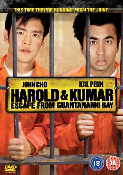 Harold i Kumar uciekają z Guantanamo / Harold and Kumar Escape From Guantanamo Bay