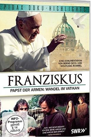 Franciszek. Papież Miłosierdzia / Franziskus - Papst der Armen. Wandel im Vatikan