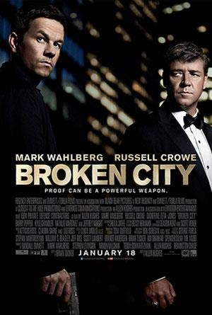 Władza / Broken City