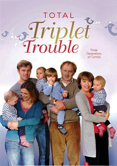 Trojaczki / Total Triplet Trouble / Vier Drillinge sind einer zu viel