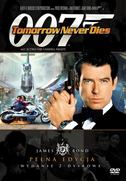 James Bond - Jutro nie umiera nigdy / Tomorrow Never Dies