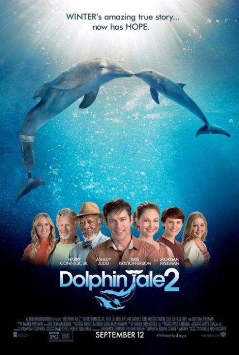 Mój Przyjaciel Delfin 2 / Dolphin Tale 2