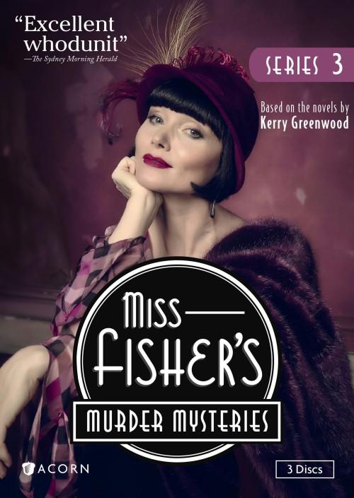 Zagadki kryminalne panny Fisher / Miss Fisher's Murder Mysteries (Sezon 3)