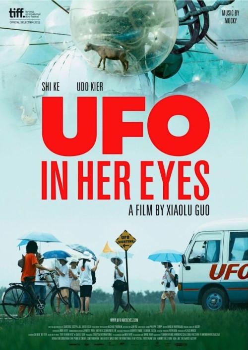 UFO w Jej Oczach / UFO In Her Eyes