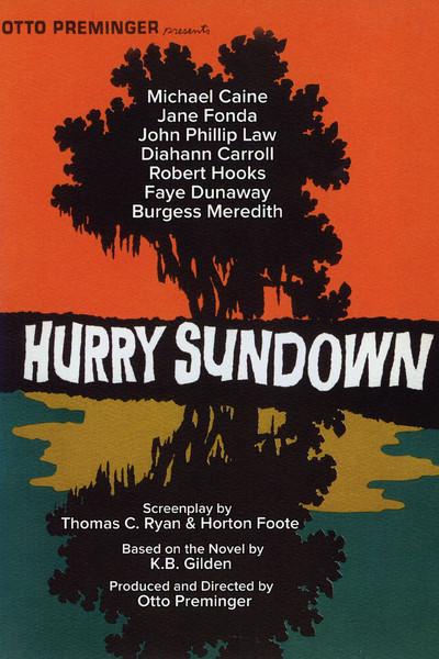 Szybki zmierzch / Hurry Sundown