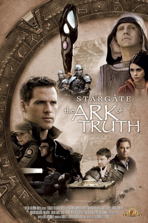 Gwiezdne wrota: Arka prawdy / Stargate: The Ark of Truth