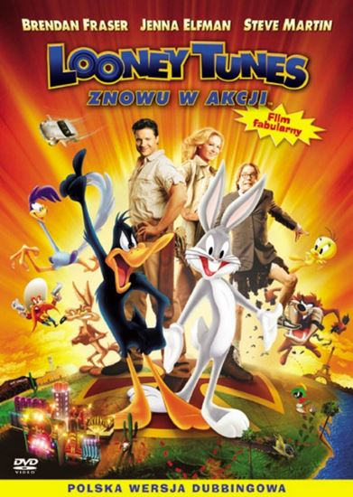 Looney Tunes: Znowu W Akcji / Looney Tunes: Back In Action