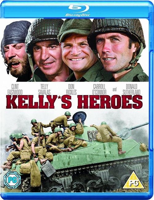Złoto dla zuchwałych / Kellys Heroes