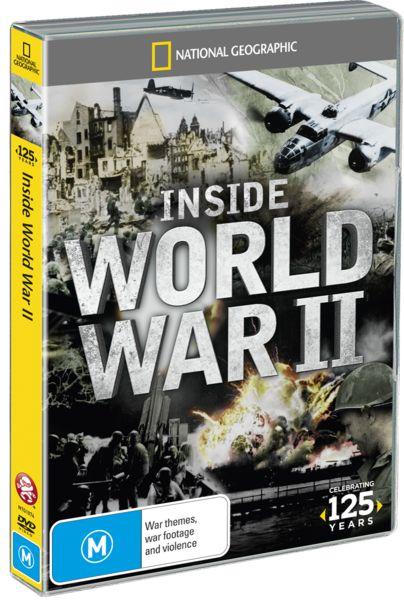 Za kulisami II wojna światowa / Inside World War II