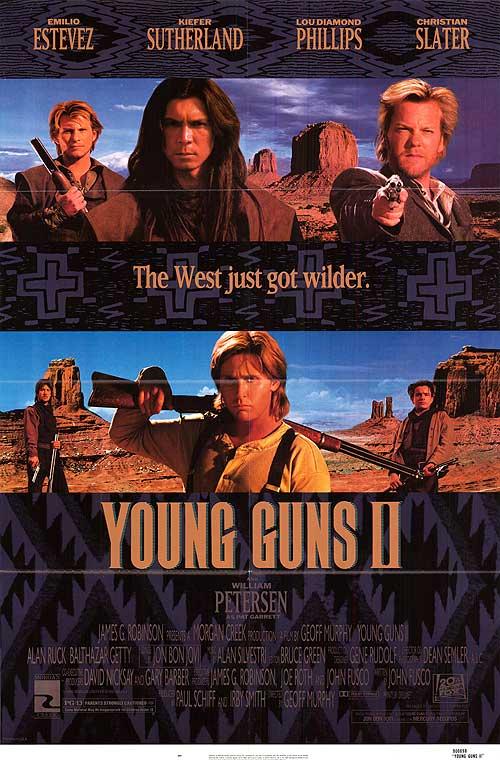 Młode Strzelby 2 / Young Guns 2