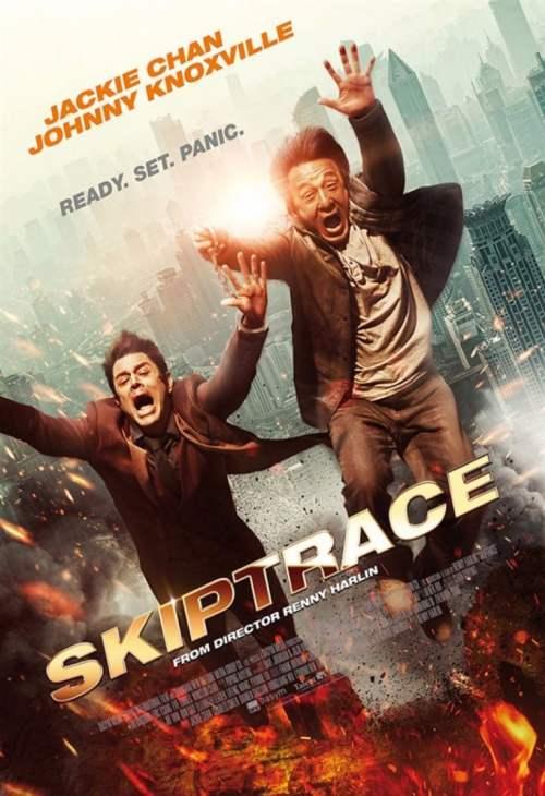 Skiptrace / Jue Di Tao Wang