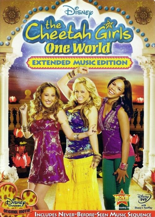 Dziewczyny Cheetah 3: Jeden Świat / The Cheetah Girls: One World