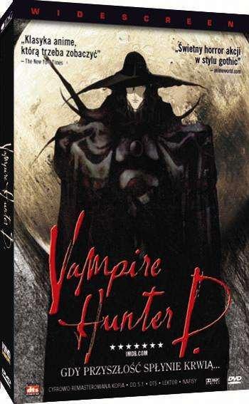 Vampire Hunter D: Żądza krwi / Banpaia hantâ D