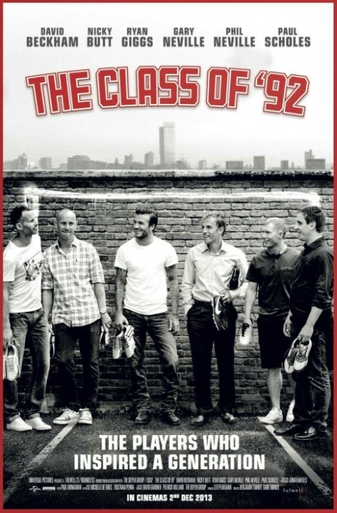 Sześciu wspaniałych z Manchesteru United / The Class of 92