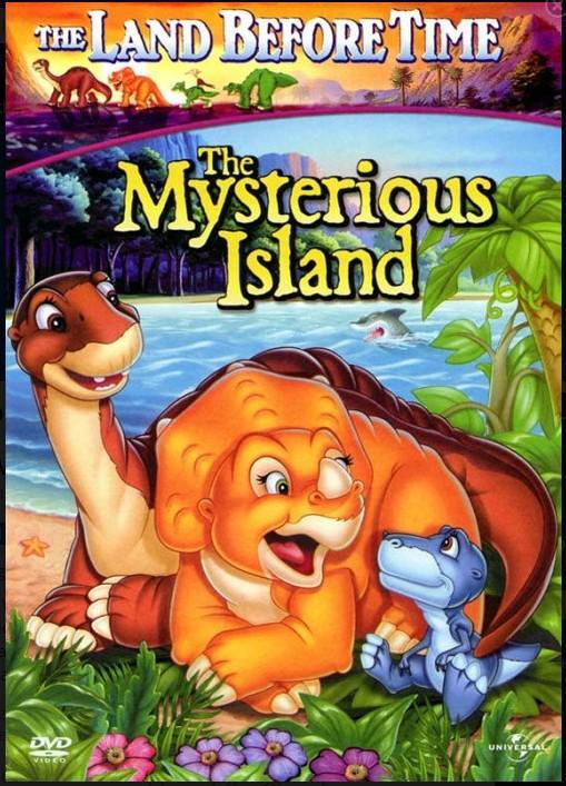 Pradawny Ląd 5: Tajemnicza wyspa / The Land Before Time V: The Mysterious Island