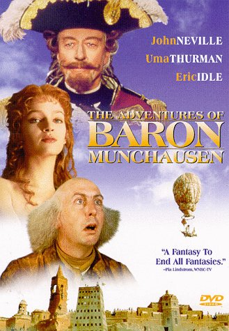 Przygody Barona Munchausena / The Adventures of Baron Munchausen