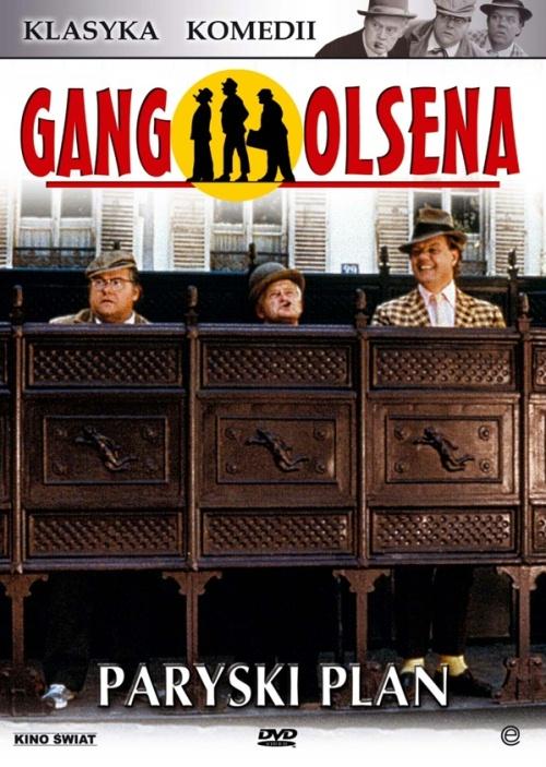 Gang Olsena: Paryski Plan / Olsen Bandens: Over Alle Bjerge