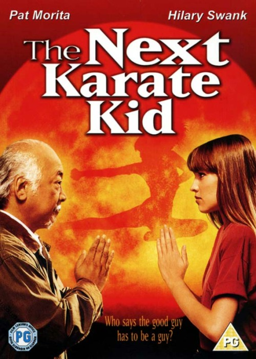 Karate Kid IV: Mistrz i uczennica / Next Karate Kid, The