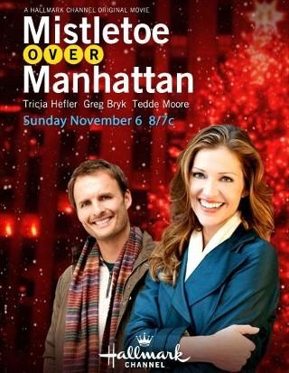 Święta na Manhattanie / Mistletoe Over Manhattan