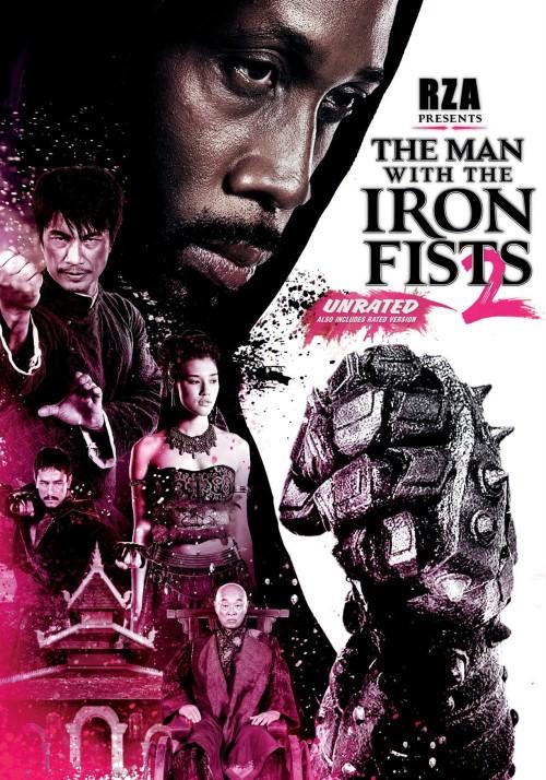 Człowiek o żelaznych pięściach 2 / The Man with the Iron Fists 2