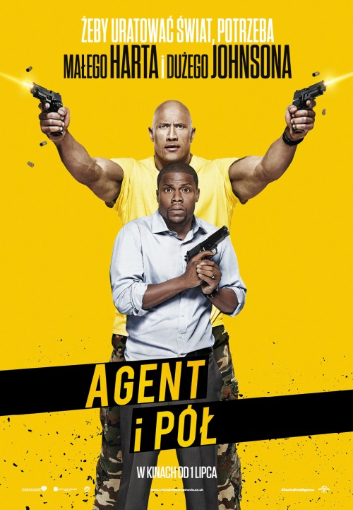 Agent i pół / Central Intelligence