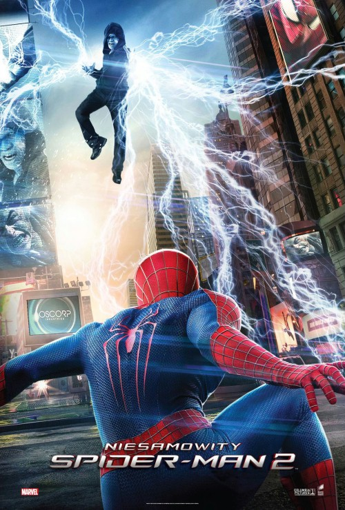 Niesamowity Spider-Man 2 / The Amazing Spider-Man 2