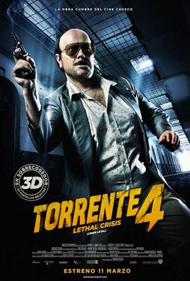 Torrente 4: Śmiertelne zagrożenie / Torrente 4: Lethal Crisis