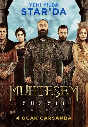 Wspaniałe Stulecie / Muhtesem Yüzyil (Sezon: 02)