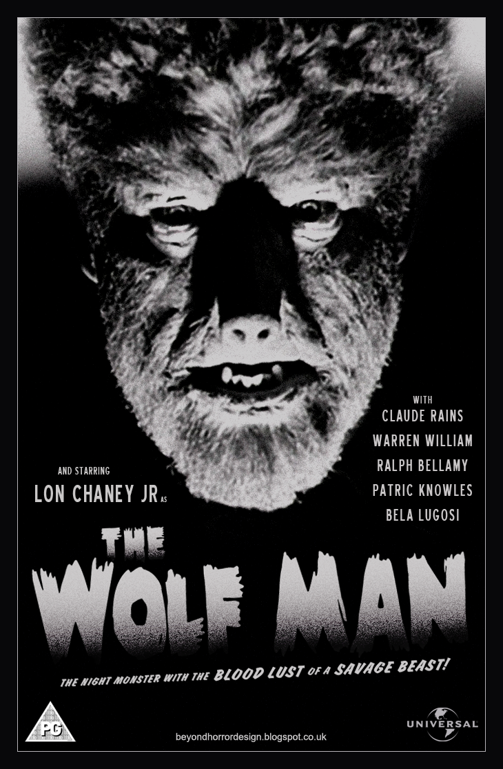 Wilkołak / The Wolf Man
