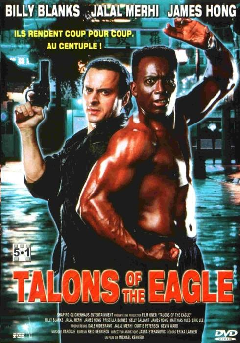 Szpony Orła / Talons of the Eagle