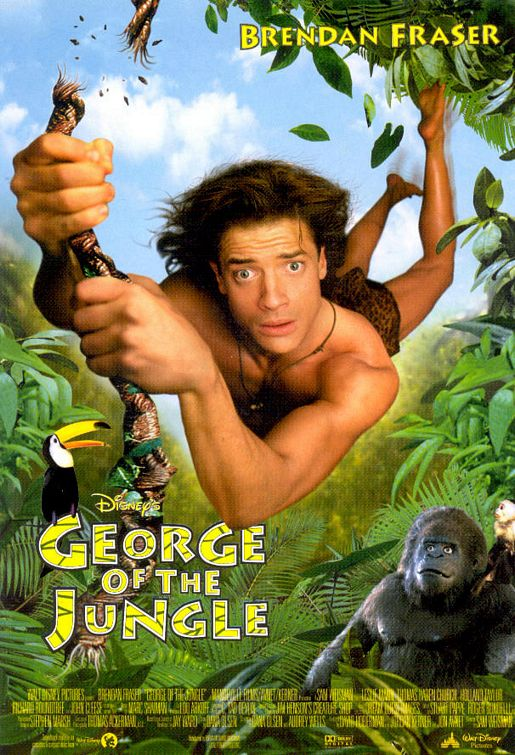 George prosto z drzewa / George of the Jungle