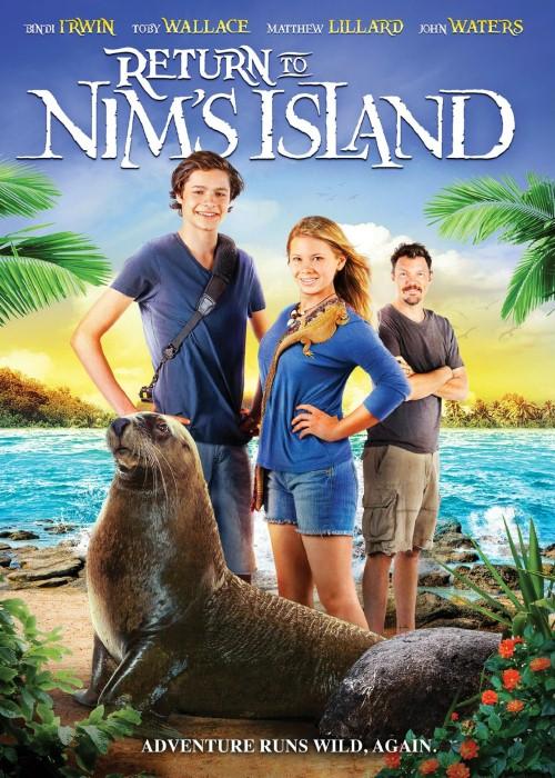Powrót na Wyspę Nim / Return to Nim`s Island