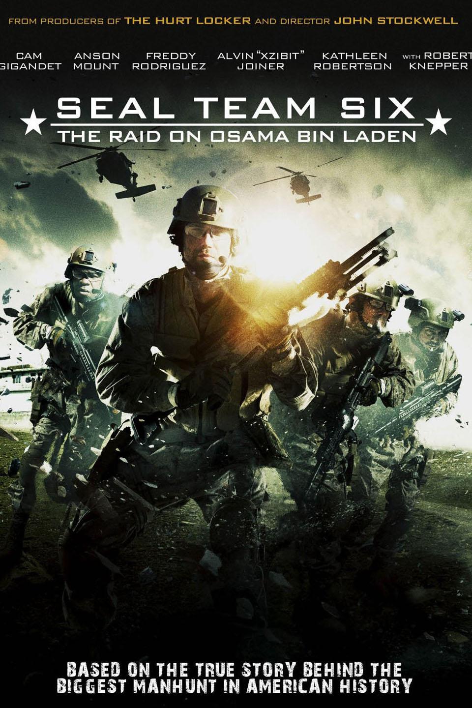 Nalot na Bin Ladena / Seal Team Six: The Raid On Osama Bin Laden