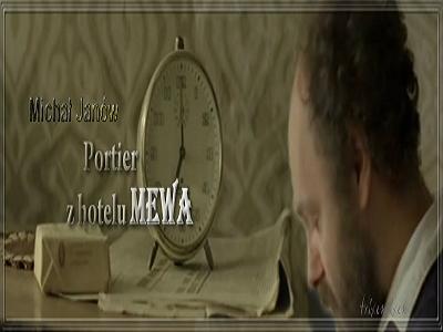 Portier z Hotelu Mewa