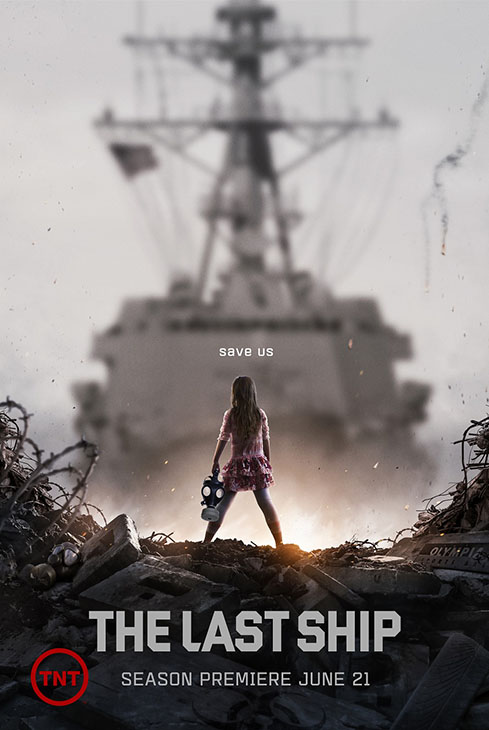 Ostatni Okręt / The Last Ship (Sezon 03)